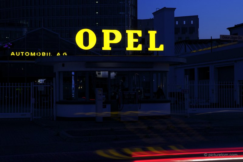 Opel in Ehrenfeld