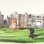 Golfhotel Tacheles, Lutz Brandt, Source: MMBK