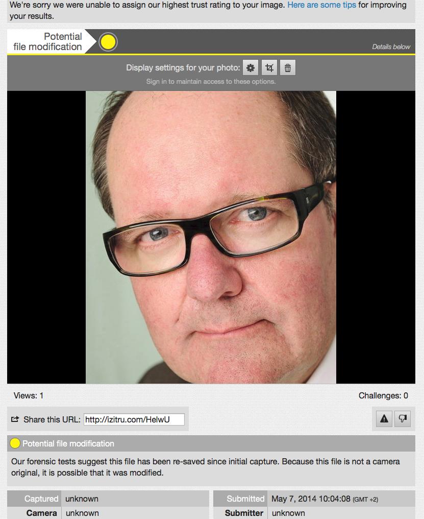 Manipulierte Bilder: Eine App entdeckt Fotofälschungen