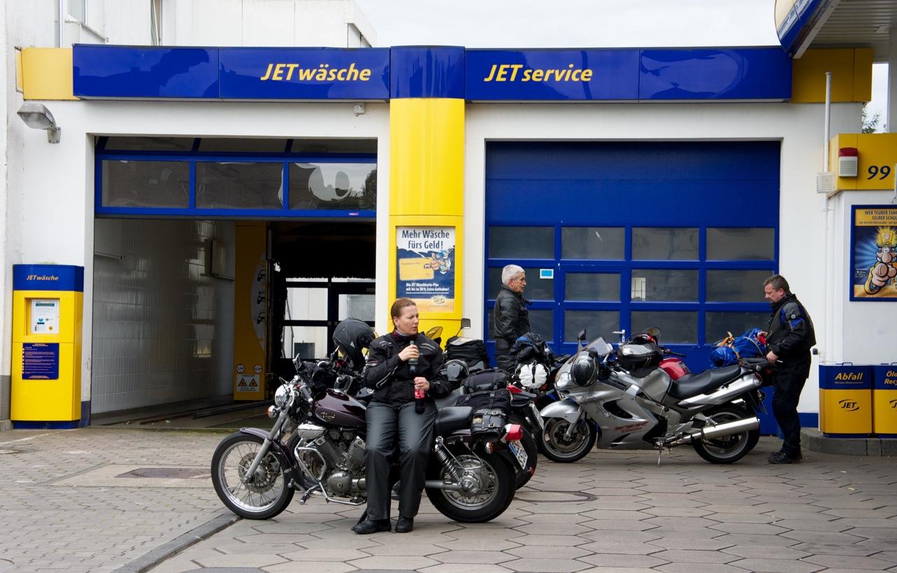 Sternfahrt Biker Union