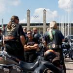 Biker Union Olympiastadion
