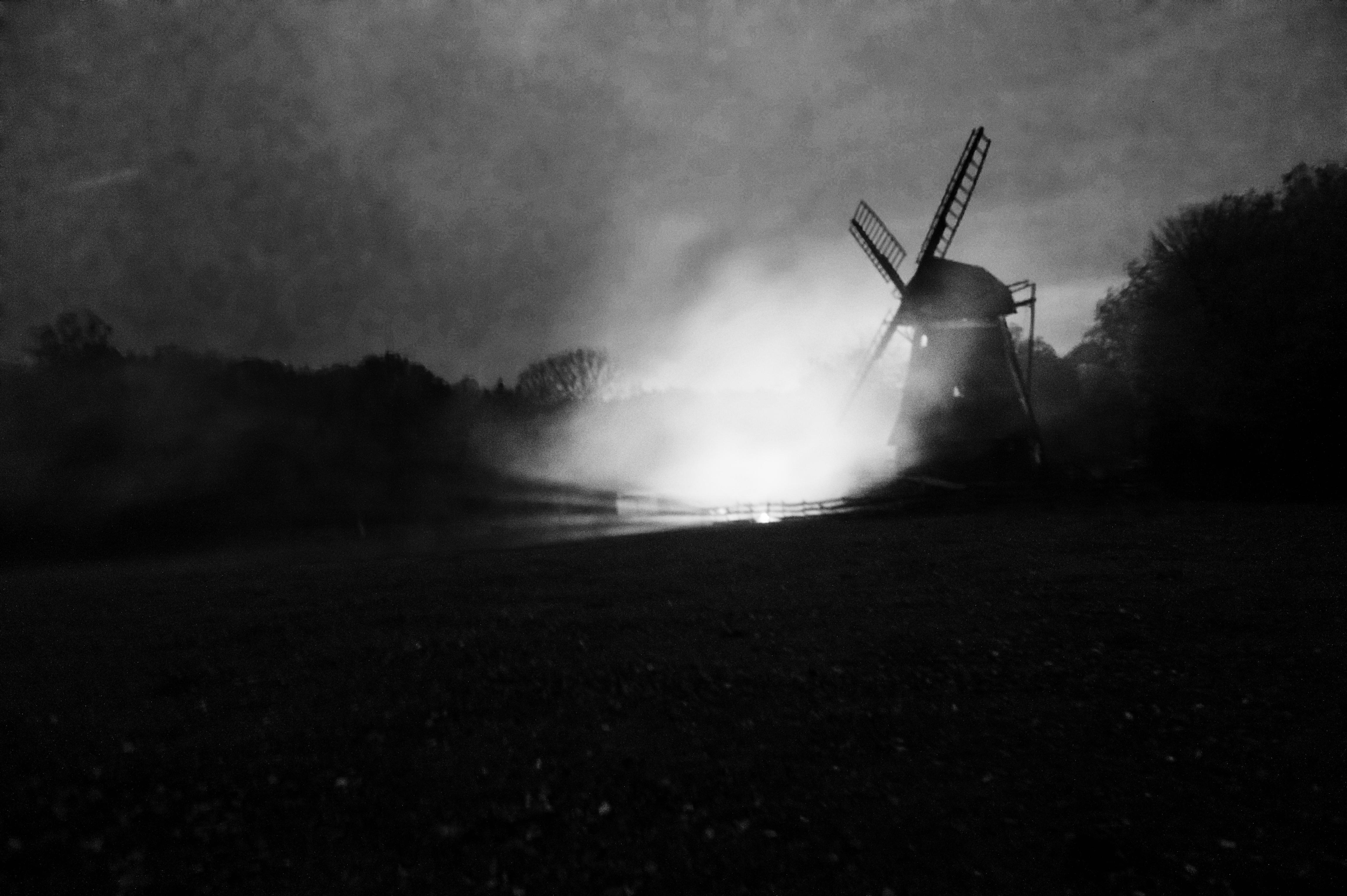 Magical windmill