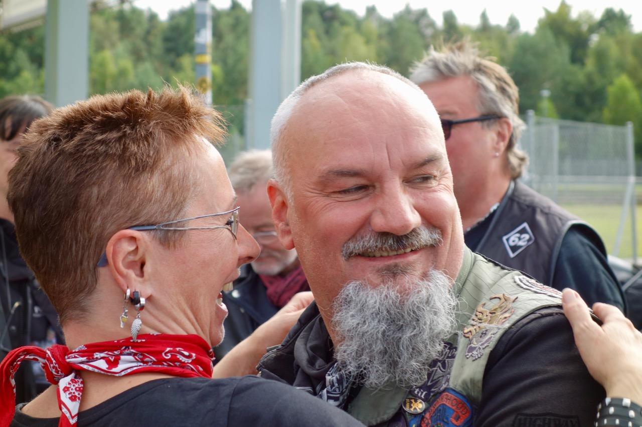 Sternfahrt der Biker Union 2017