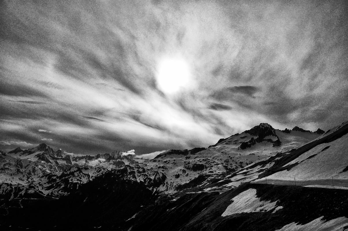 Gottardo, Alpes